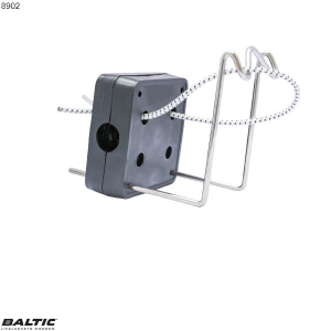 Hestesko Pushpitholder Silver BALTIC 8902